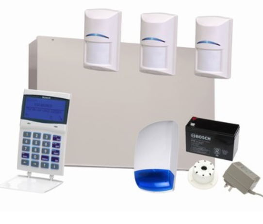 solution 6000 with 3pir and keypad